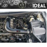 2004-2007 FOR FORD LOBO 5.4 5.4L V8 AF DYNAMIC COLD AIR INTAKE KIT+HEATSHIELD