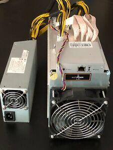 Bitmain Antminer L3 + 504mh / s Miner Litecoin / Dogecoin USA