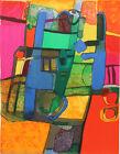 Maurice ESTEVE - Lithographie XXe siècle 1969 Mourlot *