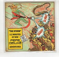 (HS558) Pepe Deluxe, The Storm - 2011 DJ CD