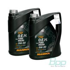 Mannol Motoröl 10L Liter SAE 5w-30 7707 O.E.M API SN/CF/ACEA A5/B5