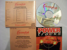 TERRY DEVINE-KING Power Tracks  - Cavendish Music Library - 1993 UK CD – Themes
