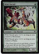 Wild Nacatl *FOIL Common* Magic MtG x1 Shards of Alara MP