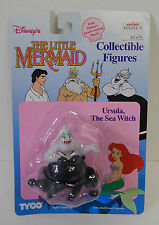 TYCO DISNEY'S THE LITTLE MERMAID URSLA SEA WITCH COLLECTABLE FIGURE MINT SEALED