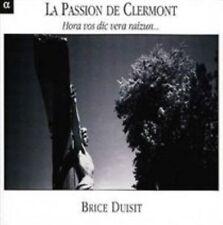 La Passion De Clermont-Hor, New Music