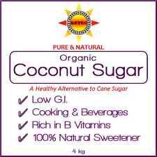 Coconut Sugar Organic 4kg