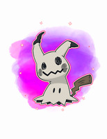 Ultra Pokemon Sun and Moon PGL Shiny Mimikyu Event 6IV-EV Trained