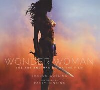 Wonder Woman The Art and Making of the Film Hardcover English NEW