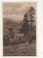 Hindhead Devils Punch Bowl Keepers Cottage Vintage Postcard 877a