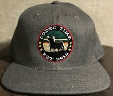 82b891c2f8a Dale Brisby Rodeo Time New Release Snapback Rodeo Cap