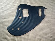 Carbon Fiber Style Tolex Pickguard For Fender Squier Venus Vista Guitar