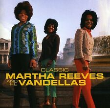 Classic The Masters Collection - Martha & The Vandellas Reeves (2009, CD NIEUW)