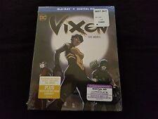Vixen The Movie Blu ray+Digital HD,D.C.Animated Universe