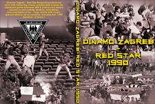 DVD DINAMO ZAGREB-RED STAR ,1990 (BBB,DELIJE,ULTRAS,BAD BLUE BOYS,CROATIA,RIOTS)