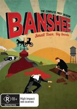 Banshee : Season 1 (DVD, 2013, 4-Disc Set)Excellent Condition*R Rated
