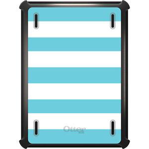 OtterBox Defender for iPad Pro / Air / Mini -  Blue & White Bold Stripes
