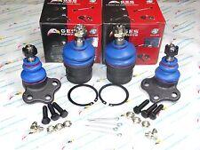 4x4 4PCS Front Upper & Lower Ball Joints 97-99 Dakota 98-99 Durango K7267 K7242