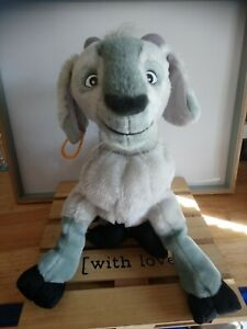 Peluche range pyjama Djali chèvre D'esmeranda bossu de notre Dame Disney