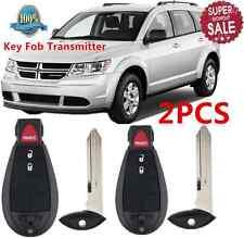 2 Replacement Car Key Fob Remote for Fobik Caravan Journey M3N5WY783X IYZ-C01C Y
