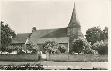 PC45295 Church of St. Mary Magdalen. South Bersted. Bognor Regis. Shoesmith and