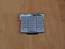 Replacement Parts Nokia 6260 Keypad silver