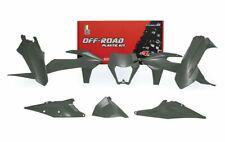 Racetech Plastik Komplett Satz Teile grau KTM EXC EXC-F 250 350 450 2020