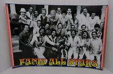 Fania all stars Salsa Poster Group Picture Celia Cruz Hector Lavoe Ruben Blades