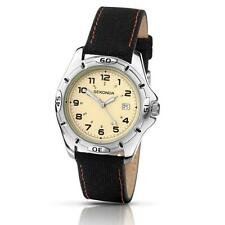 Sekonda 3511 Gents Quartz Analogue Canvas Strap Sports Watch RRP £49.99