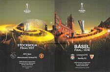 Manchester United v Ajax - UEFA Europa League Final - 24 May 2017 - Bonus Poster