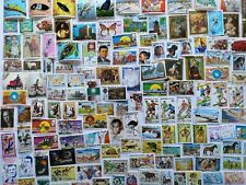 More details for 300 different mali stamps collection