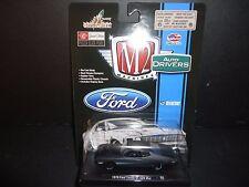 M2 Ford Torino GT 429 SCJ 1970 Matt Black 1/64 11228-35