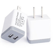 1Pc USB Wall Charger 5V 2.1A Home Travel Wall Charger Adapter for Xiaomi LG HTC
