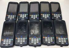 LOT of TEN (10) Intermec CN50BNU1EN20 Scanners USED WORKING - Intermec CN50