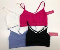 30de5d8191 XHILARATION Women s Seamless Tie Dye Racerback Bralette Bra - STROBE ...