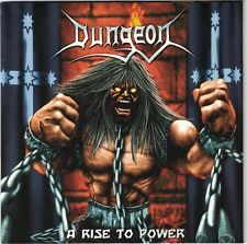 DUNGEON - A Rise To Power PROMO CD 2003 Power Metal from Australia LORD