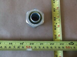 """Crouse - Hinds Eaton LT75 3/4"""" Liquid Tight Conduit Connector (QTY 8)"""