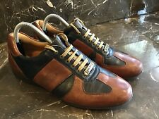 Galizio Torresi 41.5 Size 8.5 US Fashion Sneakers 345714 Genuine Authentic