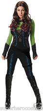 Guardians of the Galaxy Gamora Female Costume Marvel Comics Size Medium 6-10