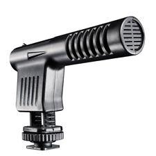 walimex pro Richtmikrofon für DSLR/Camcorder inkl. Windschutz
