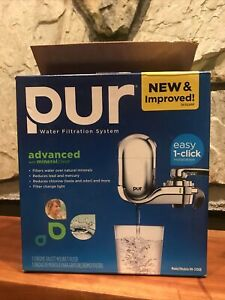 PUR FM-3700B Faucet Mount Filter Includes One Filter Installed Recently Nice Con
