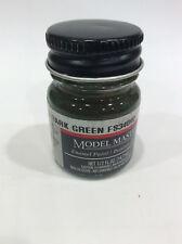 Model Master Enamel Paint—34092 1/2 oz. Euro Dark Green
