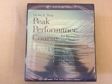 Dr Van K Tharp Peak Performance Course for Investors and Traders 5 Books/4 Cds
