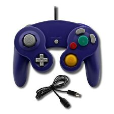 Purple Game Cube Controllers with Extention