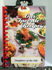 DAUGHTERS OF THE NILE Our Favorite Recipes Cookbook 1996 Shriners Master Mason