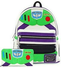 Loungefly Disney Pixar Toy Story Buzz Lightyear Backpack & Wallet