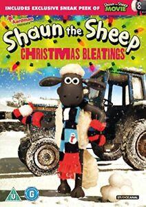 Shaun The Sheep - Christmas Bleatings [DVD][Region 2]