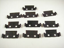 IVES Track Retention Clips, TEN PIECES, NOS, VG- / EXC