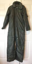 USAF Military Cold Weather Nomex Flight Suit 42L Fire Retardant CWU-64/P