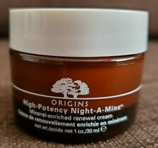 Origins High-Potency Night-A-Mins Renewal Cream 1 oz/30 ml NEW