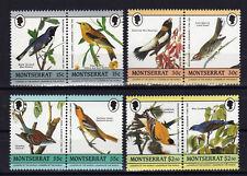 MONTSERRAT 1985 Audubon Oiseaux Birds MNH **